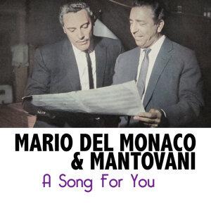 Mario Del Monaco & Mantovani 歌手頭像