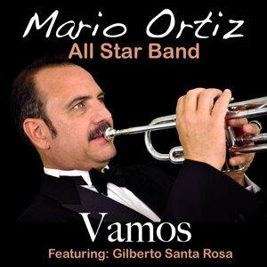 Mario Ortiz Jr. 歌手頭像