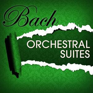German Bach Soloists & Helmut Winschermann アーティスト写真