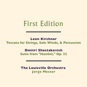 The Louisville Orchestra and Jorge Mester 歌手頭像