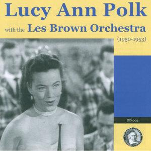 Lucy Ann Polk / Les Brown Orchestra 歌手頭像