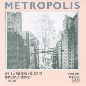 Willem Breuker Kollektief / Mondriaan Strings /Toby Rix 歌手頭像