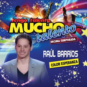 Raúl Barrios 歌手頭像