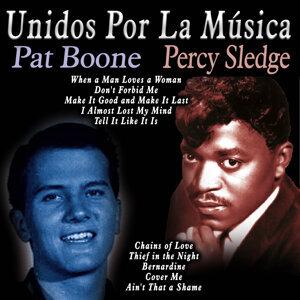 Pat Boone|Percy Sledge 歌手頭像