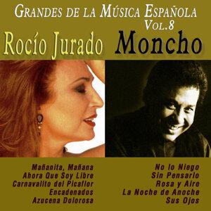Rocio Jurado|Moncho アーティスト写真