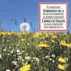 Sofia Philharmonic Orchestra, Vienna Symphony, Vladimir Ghiaurov & Yuri Ahronovitch 歌手頭像
