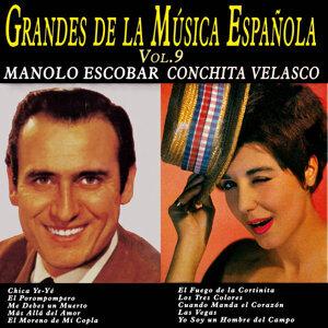 Manolo Escobar|Conchita Velasco 歌手頭像