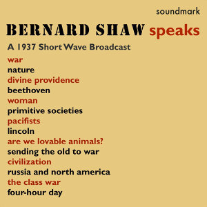 George Bernard Shaw 歌手頭像