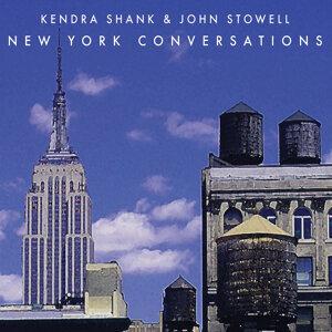 Kendra Shank & John Stowell アーティスト写真