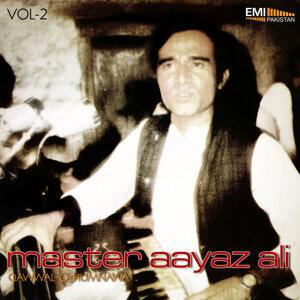 Master Aayaz Ali アーティスト写真