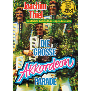 Die grosse Akkordeon-Parade アーティスト写真