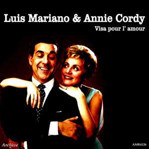Luis Mariano & Annie Cordy 歌手頭像