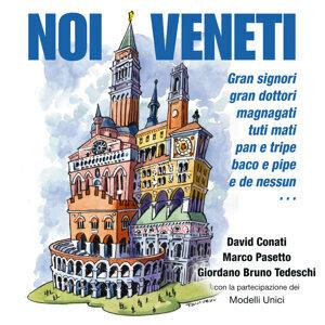 D. Conati,M. Pasetto,G.B. Tedeschi e Modelli Unici 歌手頭像