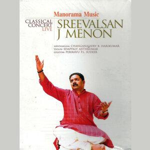 Sreevalsan J. Menon 歌手頭像