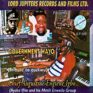 Chief Agustine Engiene Igbo アーティスト写真