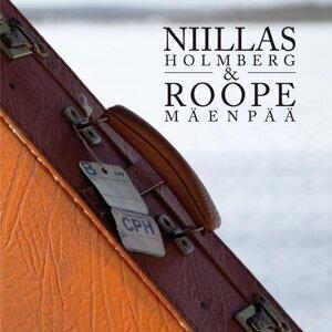Niillas Holmberg & Roope Mäenpää アーティスト写真