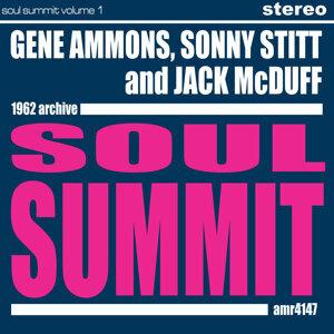Gene Ammons, Sonny Stitt & Jack McDuff 歌手頭像