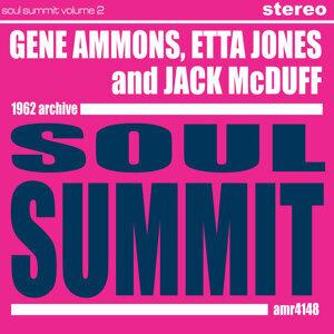 Gene Ammons, Etta Jones & Jack McDuff アーティスト写真