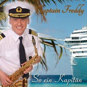 Captain Freddy アーティスト写真