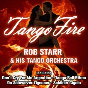 Rob Starr & His Tango Orchestra アーティスト写真