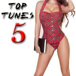 Top Tunes 5 歌手頭像