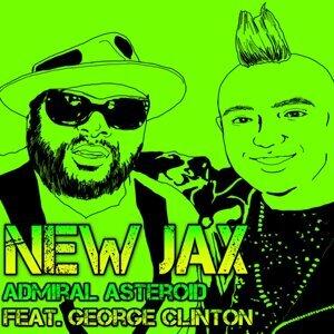 New Jax 歌手頭像