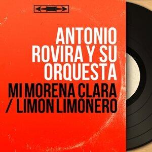 Antonio Rovira y Su Orquesta 歌手頭像