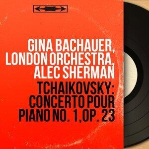 Gina Bachauer, London Orchestra, Alec Sherman 歌手頭像