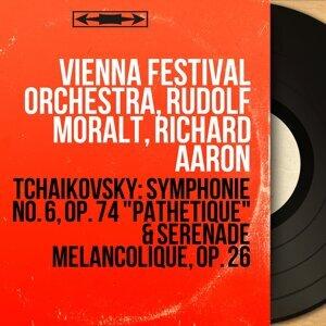 Vienna Festival Orchestra, Rudolf Moralt, Richard Aaron アーティスト写真
