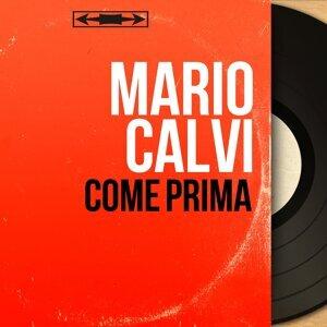 Mario Calvi アーティスト写真