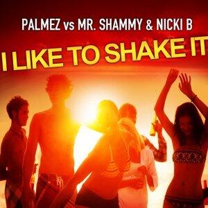 Palmez, Mr. Shammy, Nicky B 歌手頭像