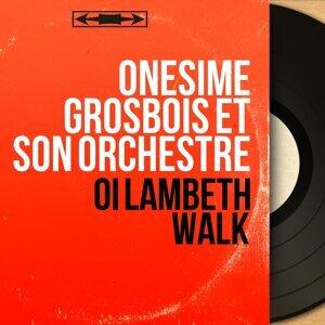 Onesime Grosbois et son orchestre アーティスト写真