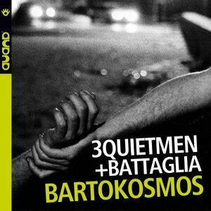 3quietmen, Stefano Battaglia 歌手頭像