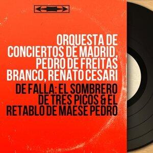 Orquesta De Conciertos De Madrid, Pedro de Freitas Branco, Renato Cesari 歌手頭像