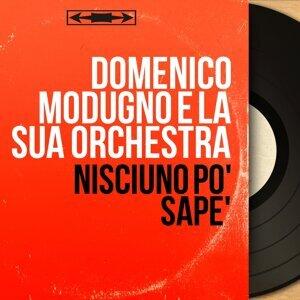 Domenico Modugno e la sua orchestra アーティスト写真