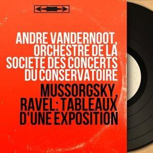 André Vandernoot, Orchestre de la Société des concerts du Conservatoire 歌手頭像