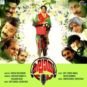 Gopi Sundar 歌手頭像