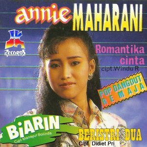 Annie Maharani 歌手頭像