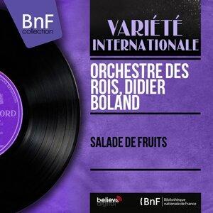 Orchestre des Rois, Didier Boland アーティスト写真