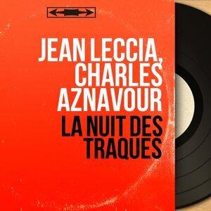 Jean Leccia, Charles Aznavour アーティスト写真