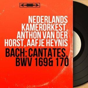 Nederlands Kamerorkest, Anthon van der Horst, Aafje Heynis アーティスト写真
