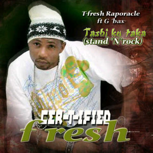 T-Fresh Raporacle 歌手頭像