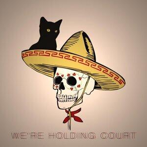 We're Holding Court 歌手頭像