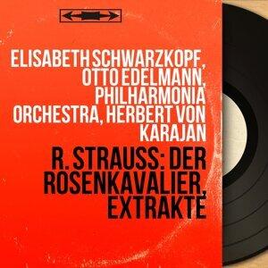 Elisabeth Schwarzkopf, Otto Edelmann, Philharmonia Orchestra, Herbert von Karajan アーティスト写真