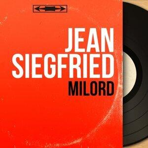 Jean Siegfried アーティスト写真