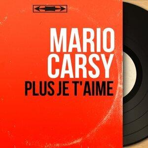 Mario Carsy 歌手頭像