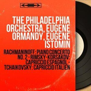 The Philadelphia Orchestra, Eugene Ormandy, Eugene Istomin 歌手頭像