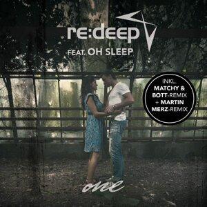 re:deep 歌手頭像