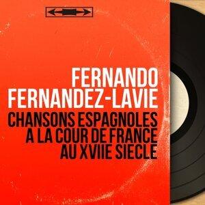 Fernando Fernandez-Lavie アーティスト写真