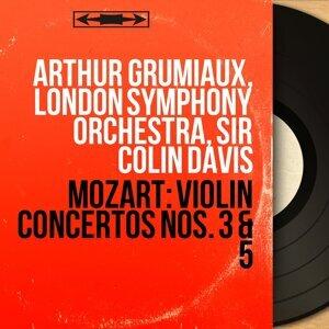 Arthur Grumiaux, London Symphony Orchestra, Sir Colin Davis 歌手頭像